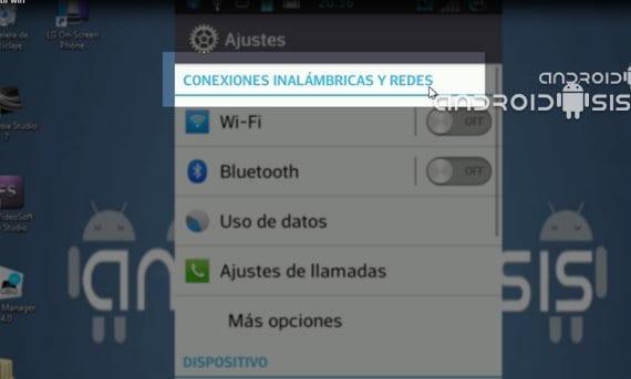 Cómo compartir la conexión de datos con otros dispositivos