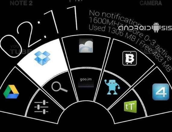 CyanogenMod Nightlies incorpora el PIE Control