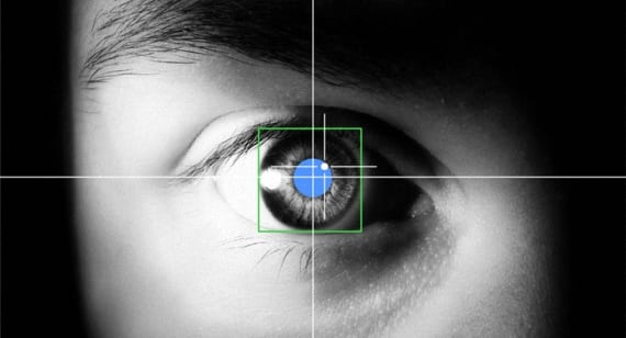 eye-tracking en el Samsung Galaxy S4