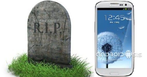 La mejor solución para salvar tu Samsung Galaxy S3 de la temida muerte súbita