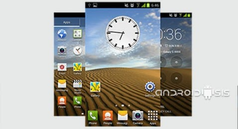 Samsung Galaxy S, Rom Android 4.2.2 Team Remics-JB