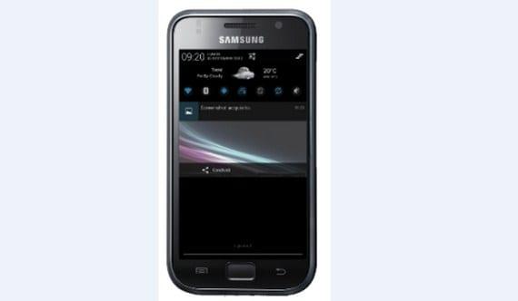 Samsung Galaxy S, rom Tsunami 4.6 Android 4.2.2 actualización 14 de Marzo