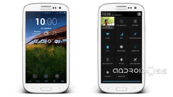 Samsung Galaxy S2, rom Vanilla RootBox 3.9.1 Android 4.2.1