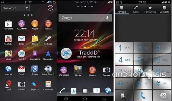 Samsung Galaxy S3, Rom Purelook HD al estilo del Xperia Z