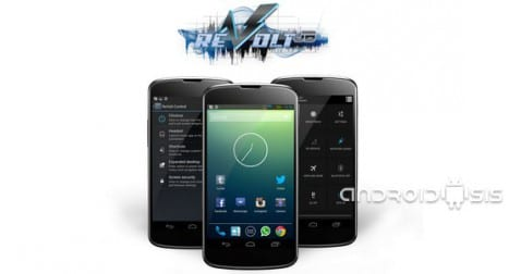 Samsung Galaxy S3, Rom ReVolt V 4.0 Android 4.2.2 Jelly Bean