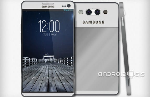 Samsung Galaxy S4, ¿Seguimiento de los ojos para pasar páginas?
