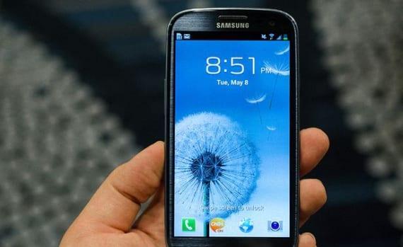 vulnerabilidad del Samsung Galaxy S3