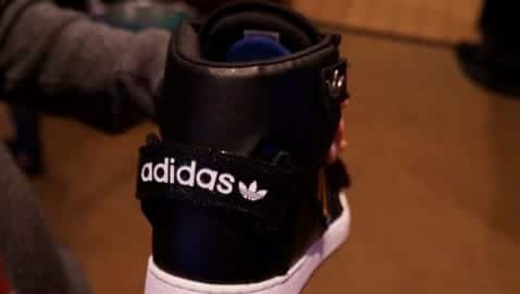 Zapatillas deportivas con tecnología de Google