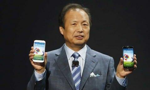 JK Shin Samsung Galaxy S4