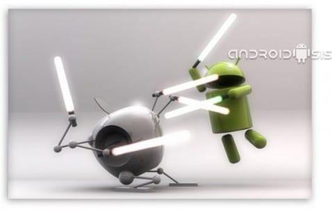 Android frente a iOS, ¿por que elegir Android?