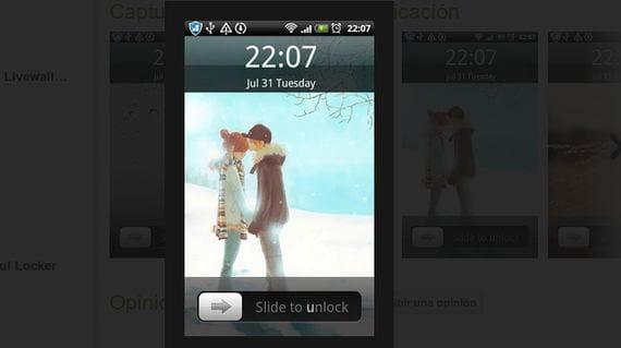 Cómo dar la apariencia del iPhone a tu Android