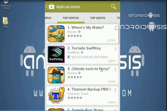 descargar play store para android 4.0.4 gratis