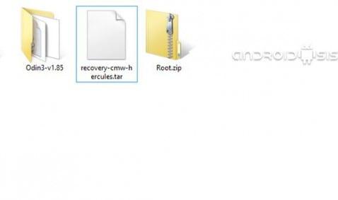 Cómo instalar Recovery y Root en el Samsung Galaxy S2 Hércules T989