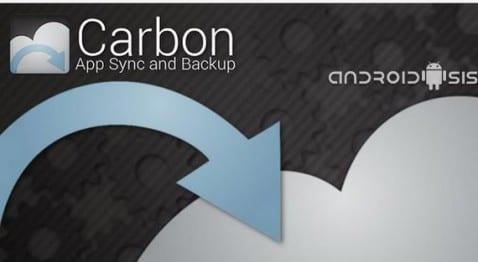 Cómo realizar copia de seguridad de aplicaciones con Carbón