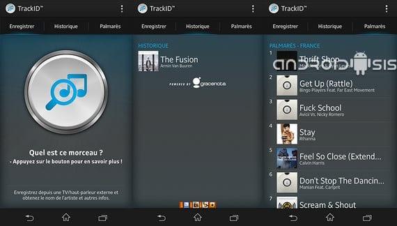Descarga aplicaciones nativas de Sony Xperia Z