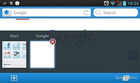 One Browser, excelente navegador web gratuito
