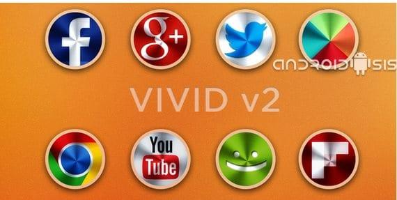 Pack de iconos para personalizar tu Android