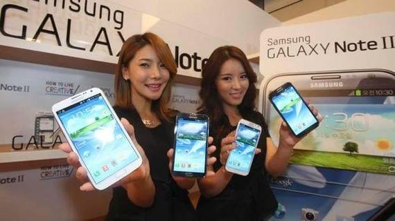 Samsung Galaxy Note 3 con ¿3GB de memoria RAM?