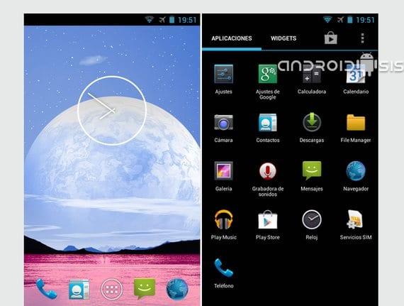 Samsung Galaxy S, rom JDQ39E Android 4.2.2 Elitemóvili tagastamine