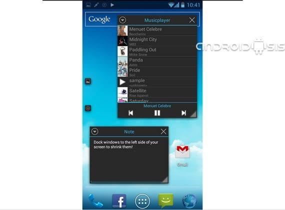 Ventanas flotantes en cualquier dispositivo Android