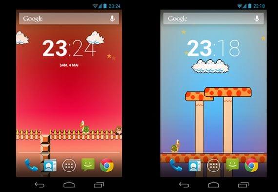Descargar live wallpapers gratis de los mejores v deo juegos for Wallpapers animados para android