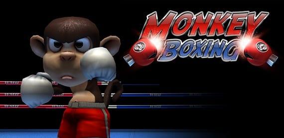 Monkey-Boxing