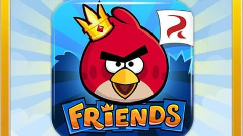 Angry Birds Friends disponible el 2 de Mayo en el Play Store