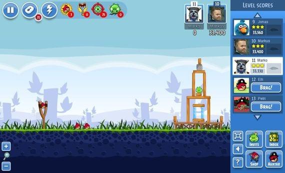 Angry Birds Friends disponible el 2 de Mayo en el Play Store