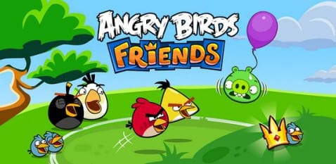 Angry Birds Friends ya disponible para descarga en el Play Store