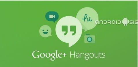 Cómo actualizar Gtalk a Hangouts