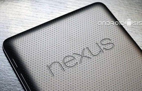 El sucesor del Nexus 7 podría llegar en el mes de Julio