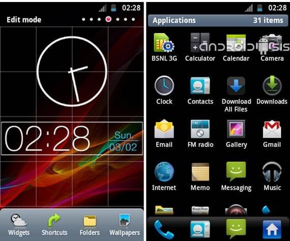 Androidi käivitajad: LG käivitaja kõikidele seadmetele