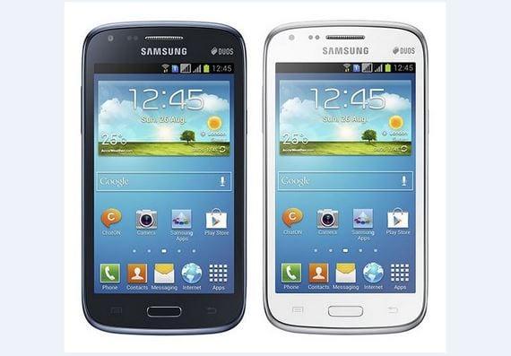 Samsung Galaxy Core, un doble SIM de Samsung