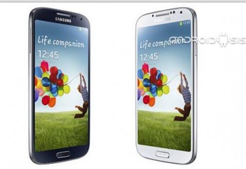Samsung Galaxy S4, ¿16 GB de almacenamiento interno? ¡JA!