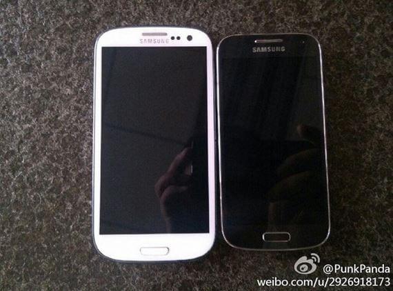 Samsung Galaxy S4 mini primeras imágenes filtradas