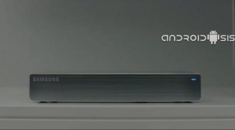 Samsung HomeSync, un nuevo centro multimedia para tu Galaxy