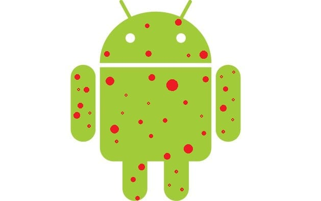 Android infectado