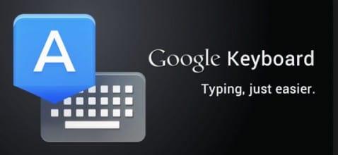 [APK] Descarga la última versión del teclado de Google, el teclado más rápido para tu Android
