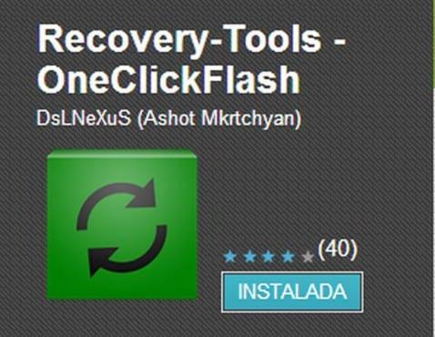 Instalando el Recovery modificado fácilmente en un montón de terminales Android