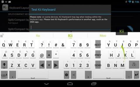 Kii Keyboard, un teclado alucinante y totalmente gratuito para tu Android