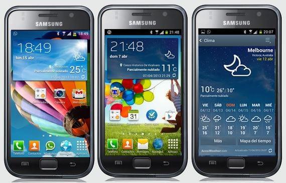 Samsung Galaxy S, Rom Android 4.2.2 Mako Xperience con Linaro de Elitemóvil