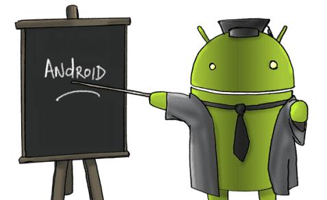 Aplicaciones Educativas Android