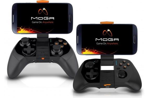 Controladores MOGA