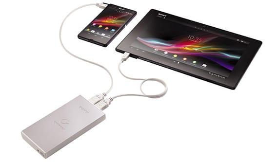 Bateria para recargas Sony