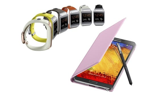 Galaxy 01 Galaxy Note Samsung Galaxy Gear 3 and will be available in Spain with Orange