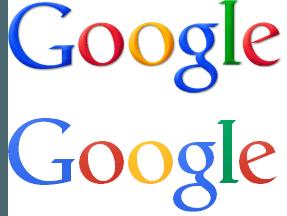 Google tests a new logo