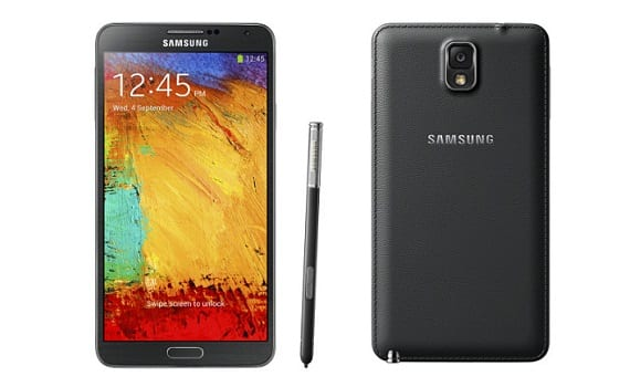 III The Samsung Galaxy Note 3 and the Galaxy Gear will be available in Spain with Orange