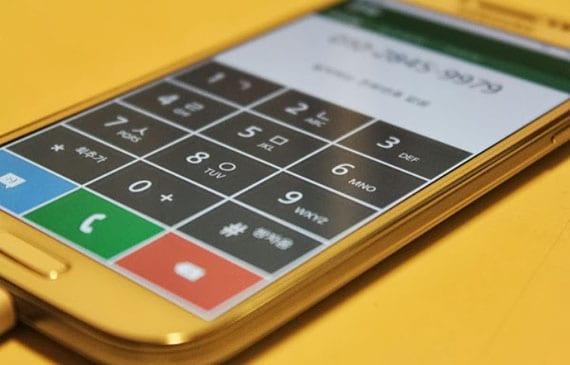 Tizen 3.0 en un Samsung Galaxy S 4