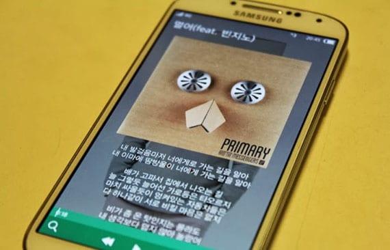 Tizen 3.0 en un Samsung Galaxy S4