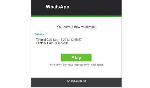 Alerta: Cyberataques detectados a los usuarios de Whatsapp